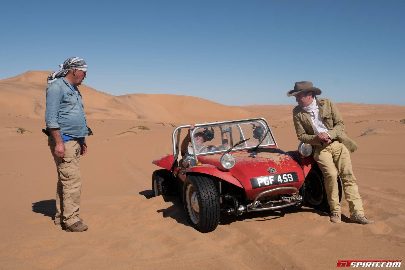 grand tour beach buggy build