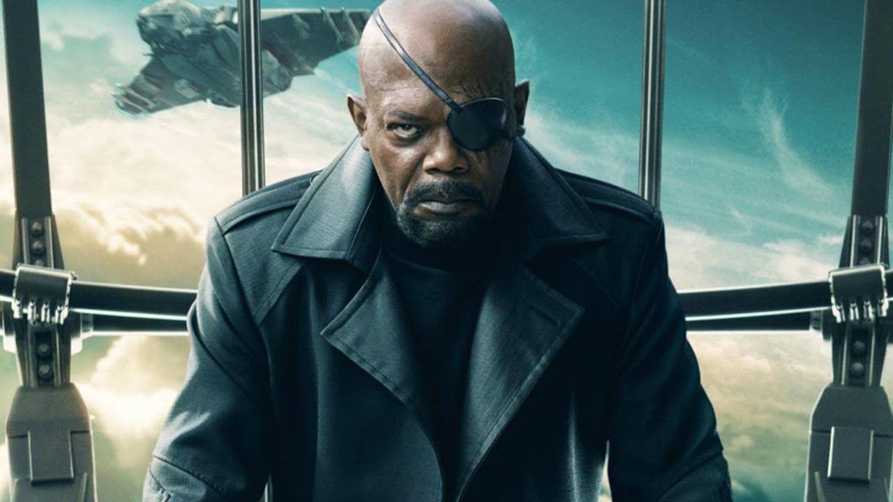 c17c3aa974f Samuel L Jackson doesn t understand why Nick Fury wasn t in Captain America   Civil War