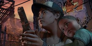The Walking Dead: Clementine (New Frontier)