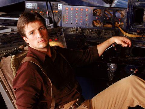 Mal Reynolds in 'Firefly'