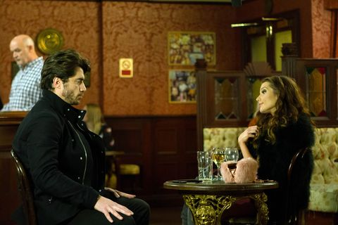 Adam Barlow quizzes Rosie Webster over the drugs in Coronation Street