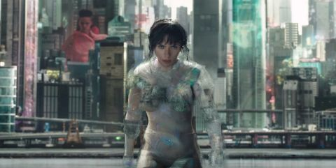 Original Ghost In The Shell Director Is Completely Fine With Scarlett Johansson Starring In Remake