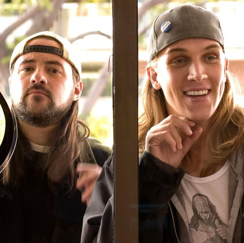 Kevin Smith Reveals First Look At Jay And Silent Bob Reboot