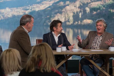 The Grand Tour: Jeremy Clarkson, Richard Hammond and James May