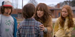 Stranger Things, series 2, Will, Dustin Henderson, Joyce Byer, Max