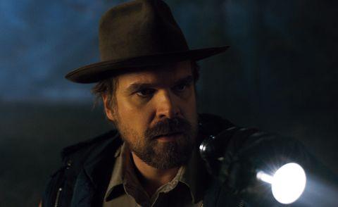 Stranger Things, series 2, Chief Hopper