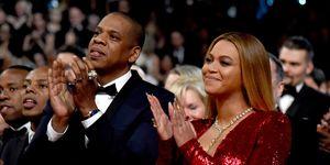 Beyoncé and Jay Z Grammys 2017