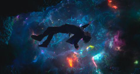 Doctor Strange between dimensions