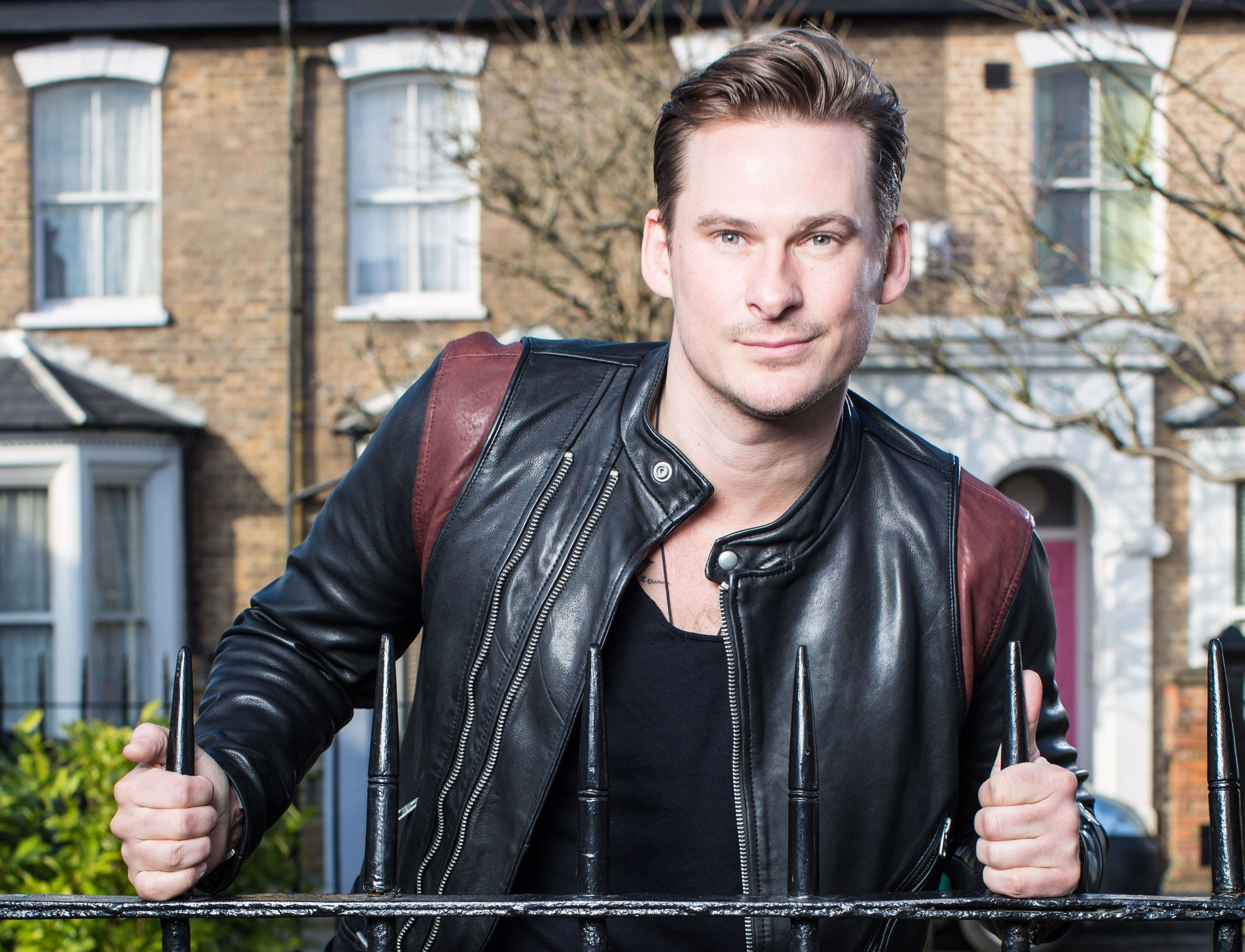 Former EastEnders star Lee Ryan reveals a big Woody storyline was scrapped