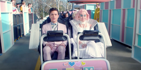 Katy Perry Releases Chained To The Rhythm Music Video In The