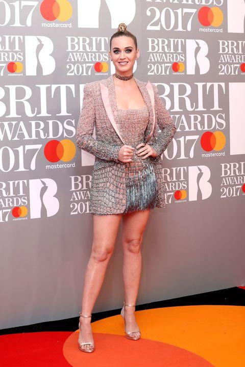 Katy Perry, Brit Awards 2017