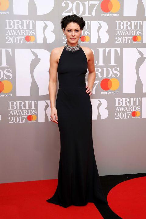 Emma Willis, Brit Awards 2017
