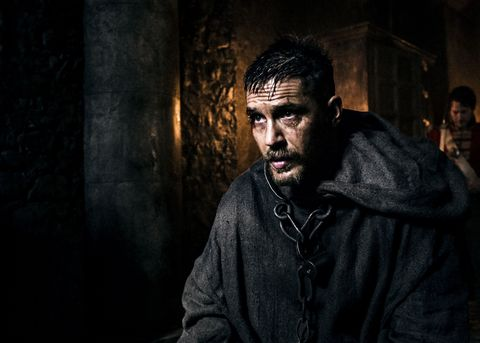 tom hardy excited to be back for dark and dirty series two of taboo