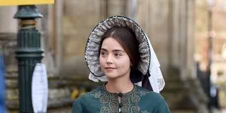 Jenna Coleman as Queen Victoria series 2