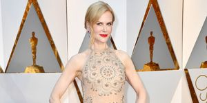 Nicole Kidman, Oscars 2017 red carpet