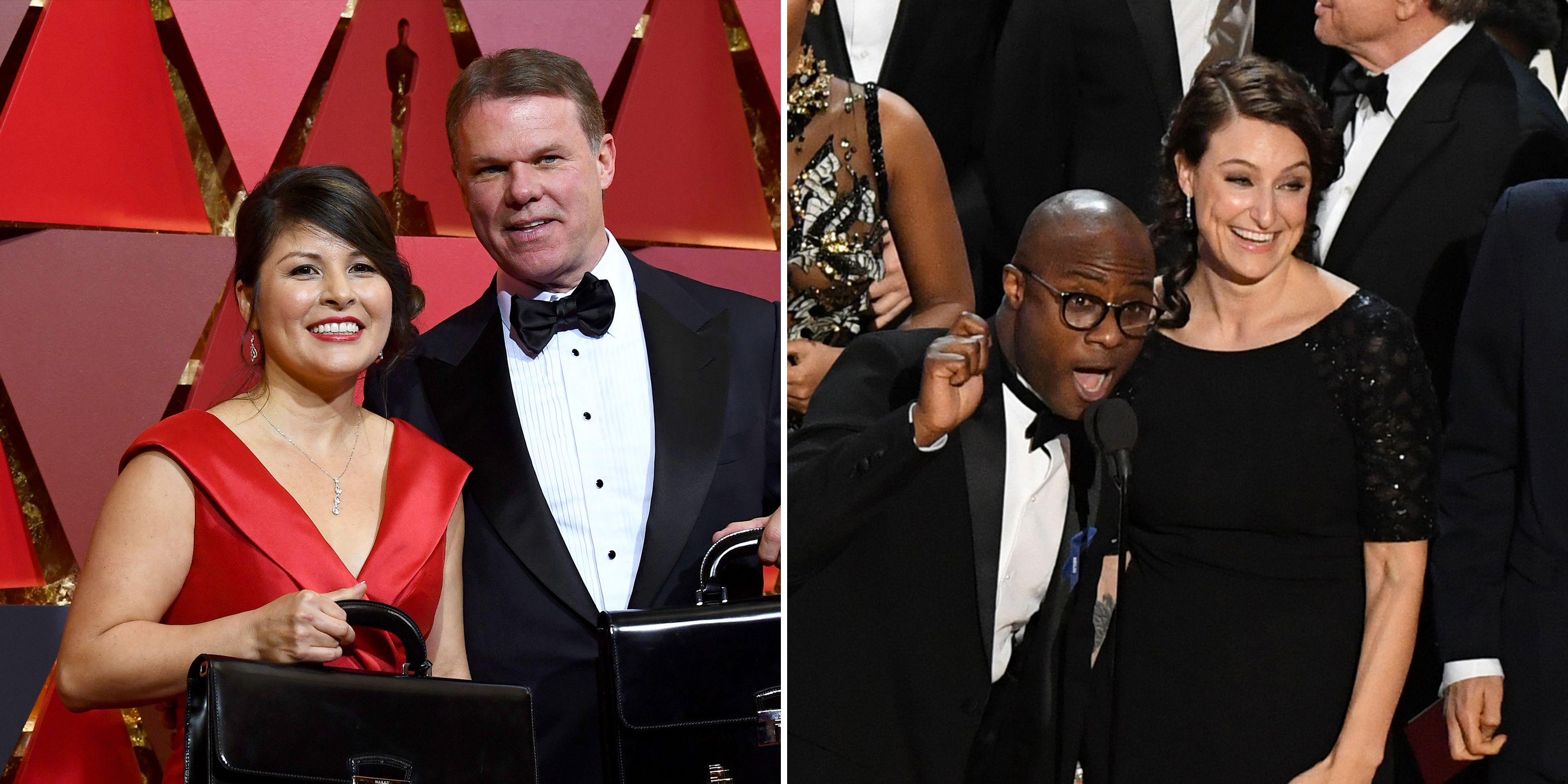 Oscars accountants/Moonlight's Barry Jenkins side-by-side
