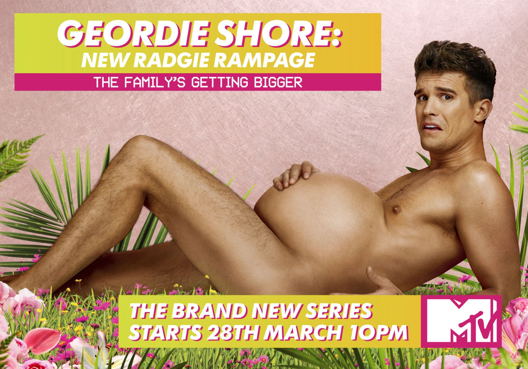 Geordie Shore Naked Pictures holly hagan slams geordie shore ad showing gaz giving birth