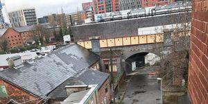 Coronation Street's old set starts to be demolished