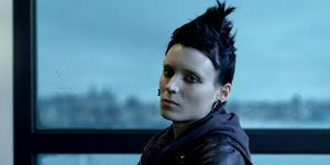 The Girl With The Dragon Tattoo starring Rooney Mara