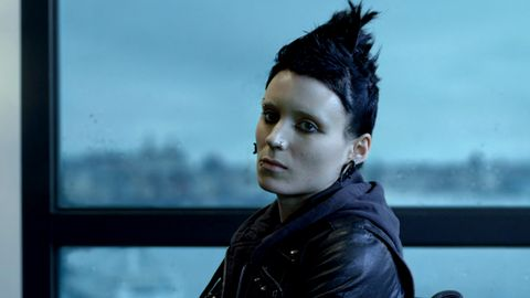 759ad4997bdae The Girl With The Dragon Tattoo starring Rooney Mara