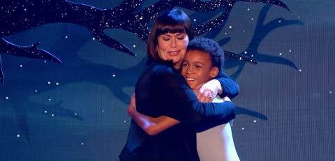 People are so glad Dawn French is back on TV with Little Big