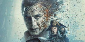 Pirates of the Caribbean Dead Men Tell No Tales/Salazar's Revenge Poster