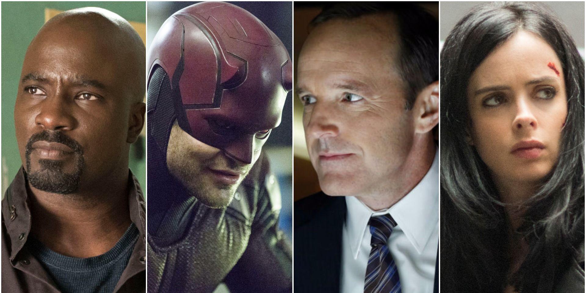 Marvel's TV heroes