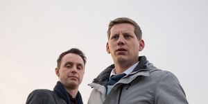 James Nightingale and John Paul McQueen's cliff drama in Hollyoaks