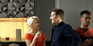 EMBARGO 7/3 Bethany goes to a party with Nathan in Coronation Street