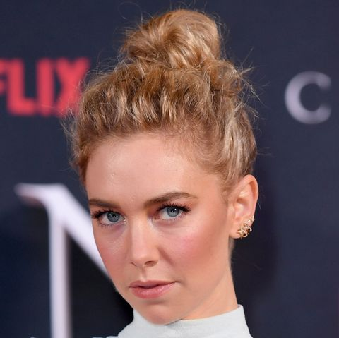 The Crown star Vanessa Kirby addresses rumours she's set to play the next Catwoman
