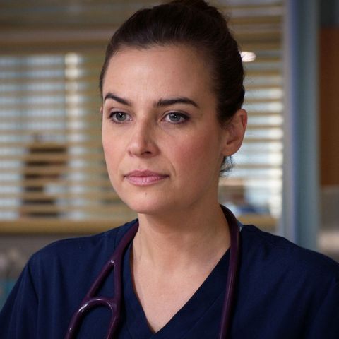 Zosia March in Holby City