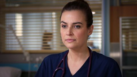 Holby City's Camilla Arfwedson and Call the Midwife's Jack Hawkins get married in secret ceremony
