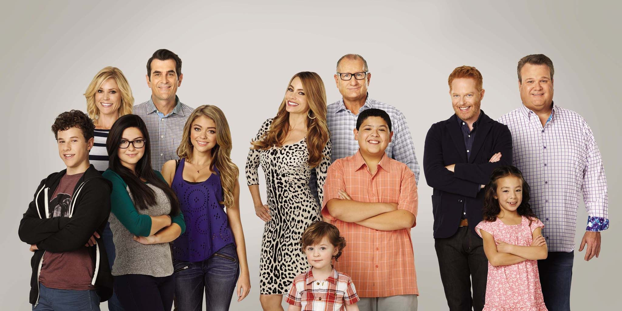 With its focus on three interrelated families from various backgrounds, Modern Family championed diversity in many forms