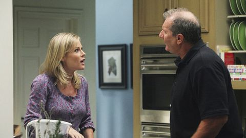 Modern family big boobs neighbor Every Important Modern Family Relationship Ranked From Worst To Best