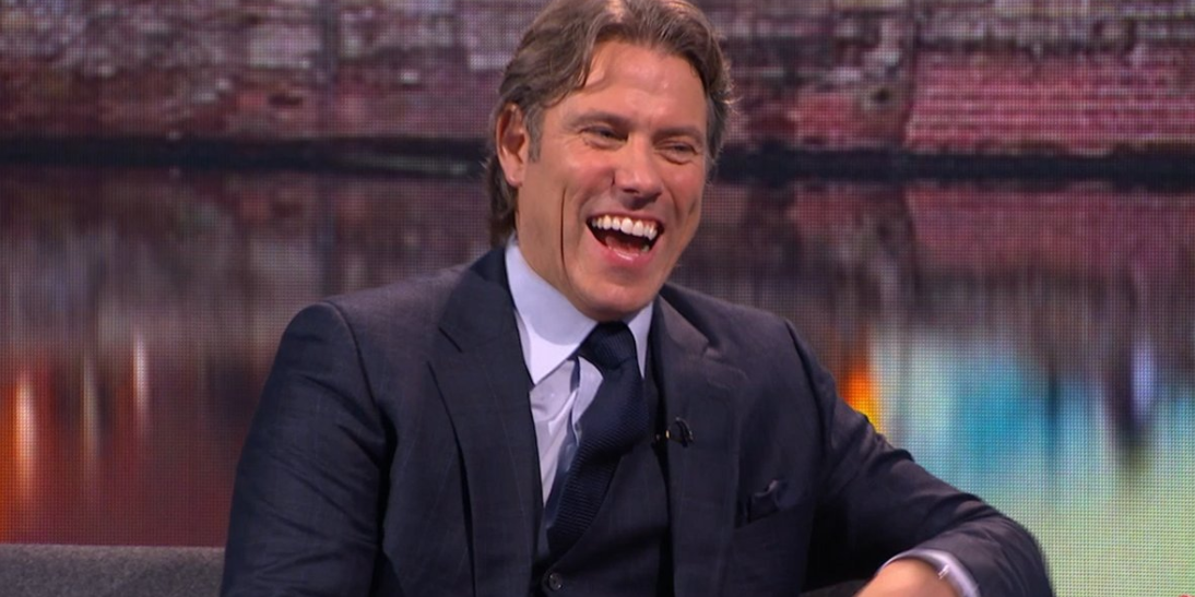 John Bishop on The Nightly Show