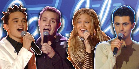 Pop Idol - where are they now?