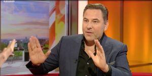 David Walliams The Nightly Show BBC Breakfast