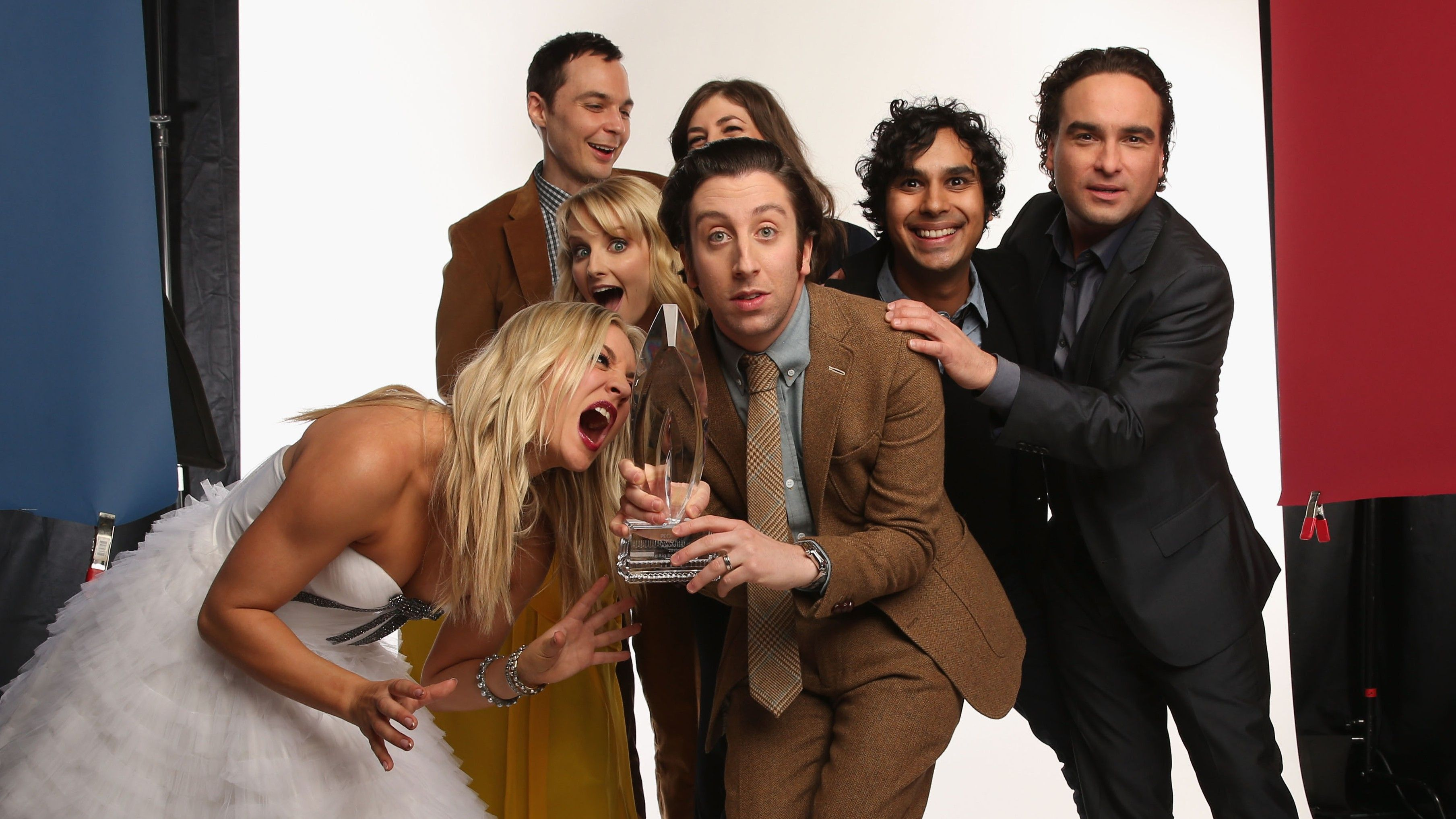 The Big Bang Theory Cast Are Set To Earn 10 Million A Year Once