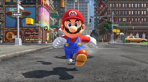 Super Mario Odyssey Release Date Gameplay New Features