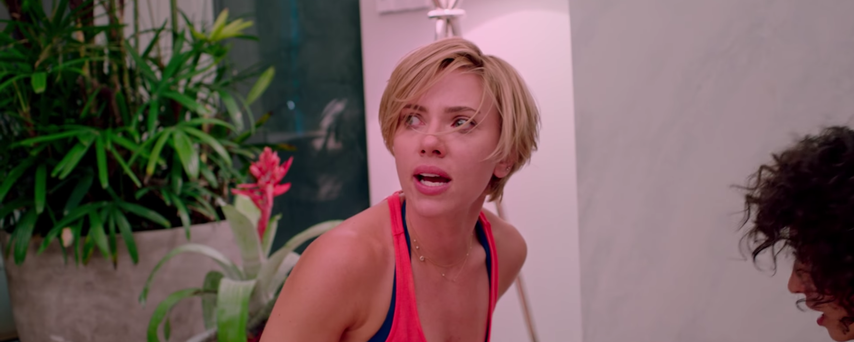 Scarlett Johansson and SNL's Kate McKinnon have a VERY Rough Night in this hilarious teaser