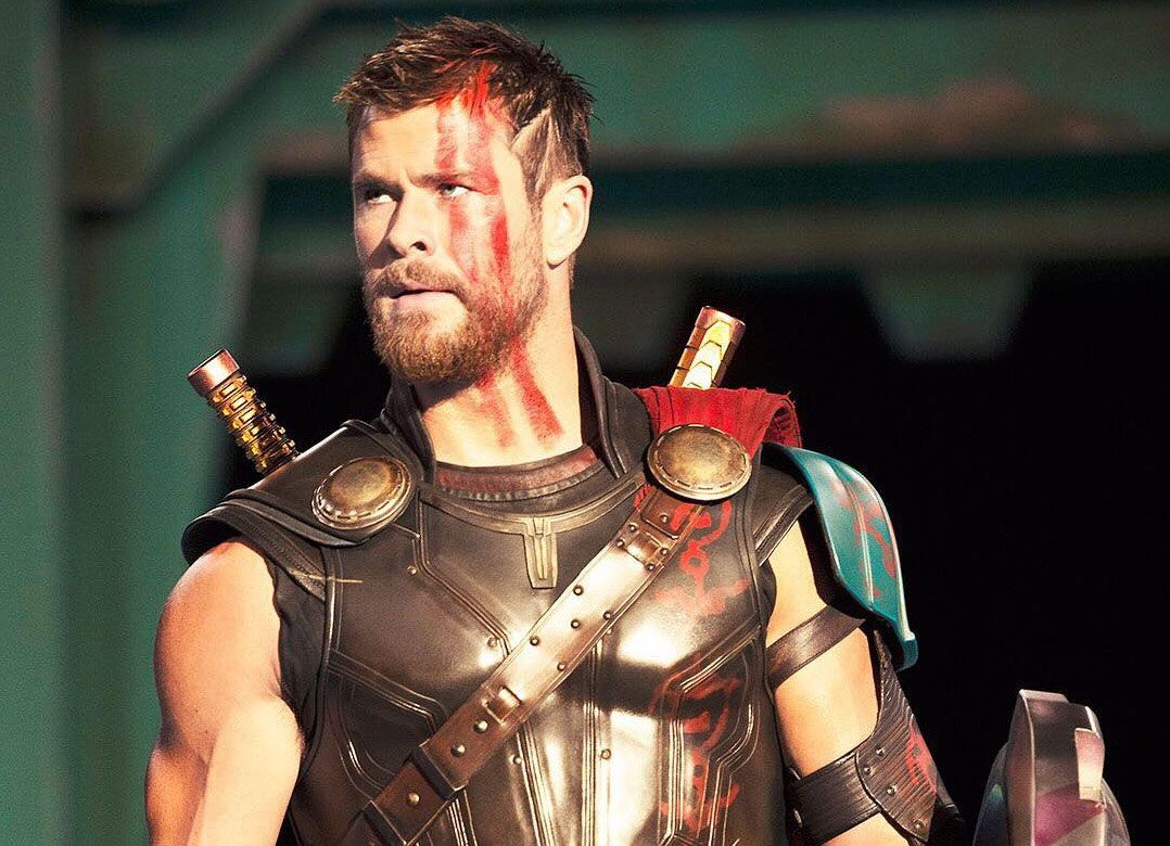 How Chris Hemsworth Was Liberated By Thor S New Hairdo