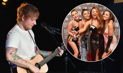 Ed Sheeran actually wrote 'Shape of You' for Little Mix