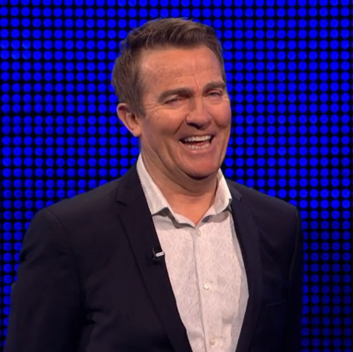 The Chase star Bradley Walsh shares hilarious video with his celebrity doppelganger