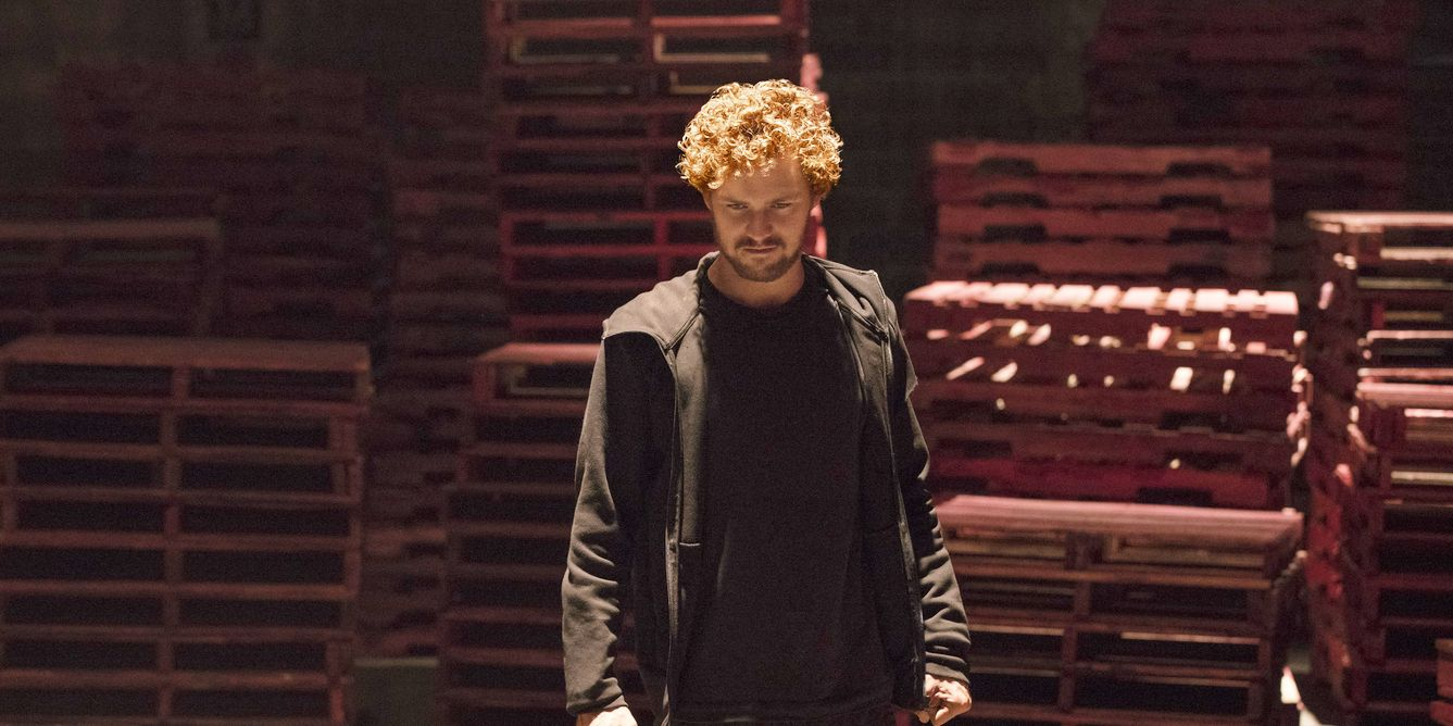 Danny Rand (Finn Jones) in Marvel's 'Iron Fist'