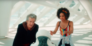 Doctor Who series 10 teaser