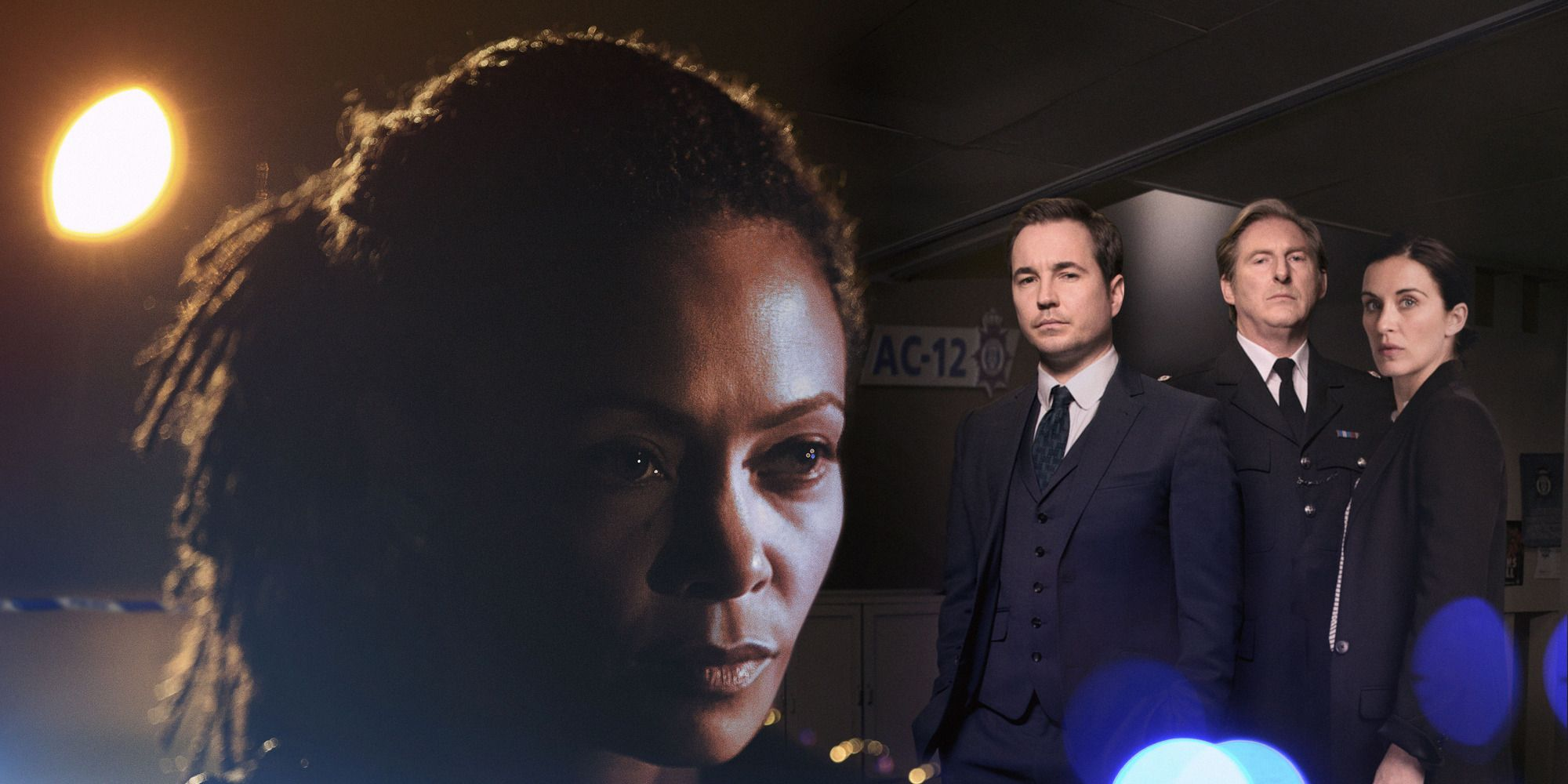 'Line of Duty' series 4 teaser art