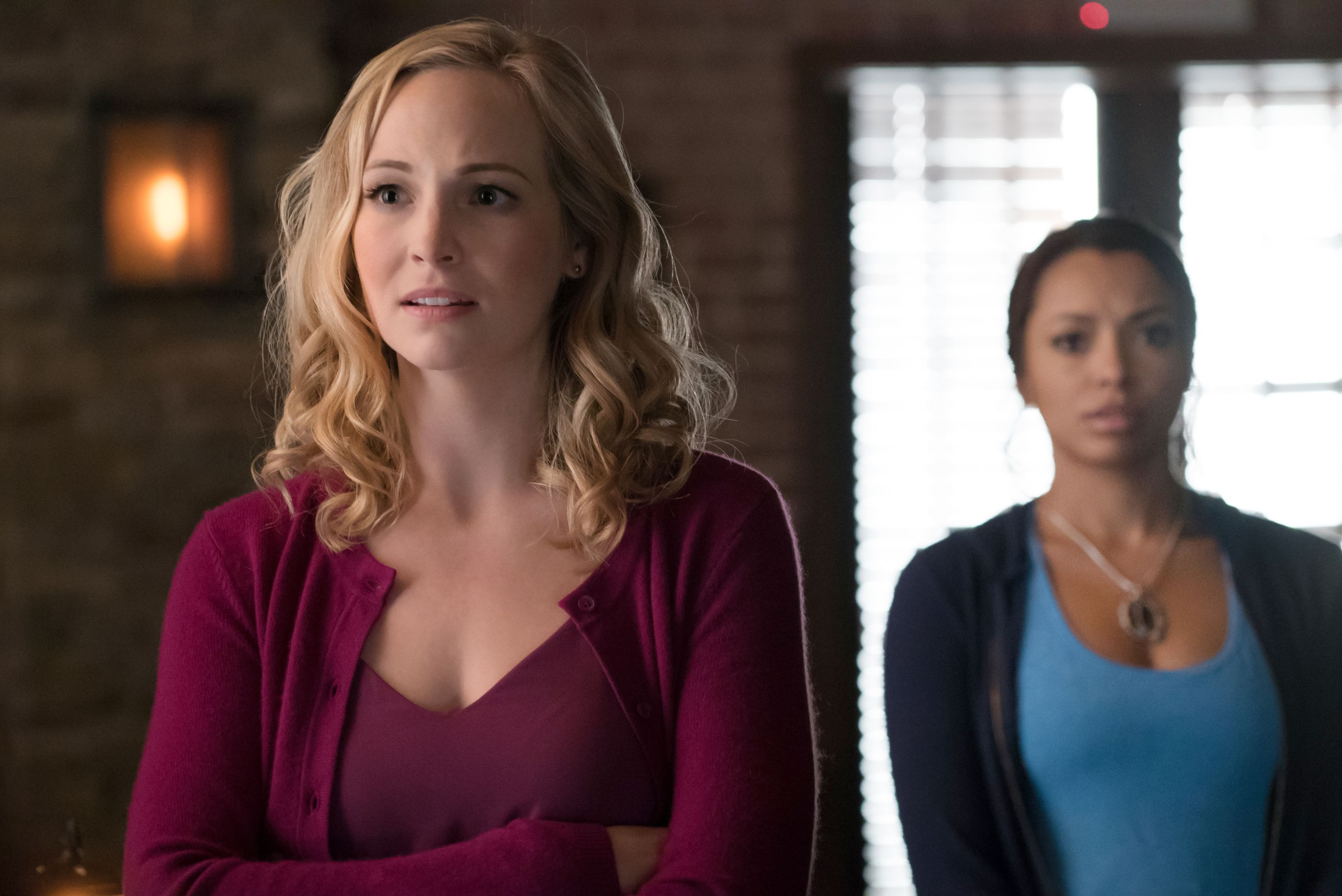 The Vampire Diaries character Caroline will appear in The Originals