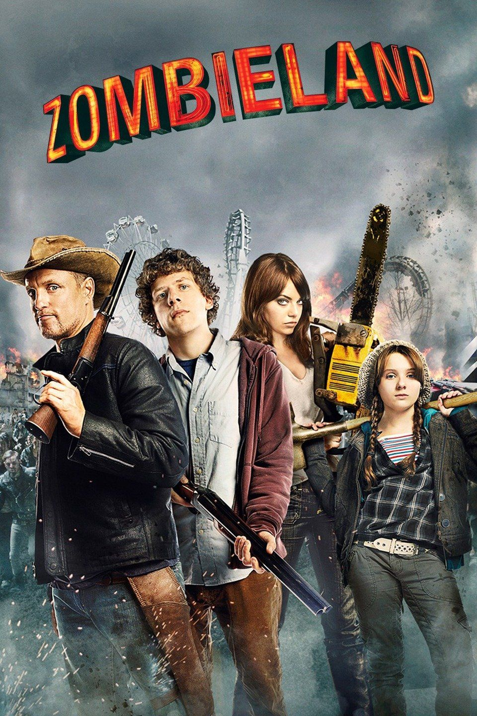 Zombieland 2 Moves Ahead With Emma Stone And More Added To Cast