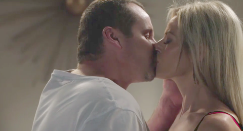 Toadie Rebecchi and Fake Dee in Neighbours