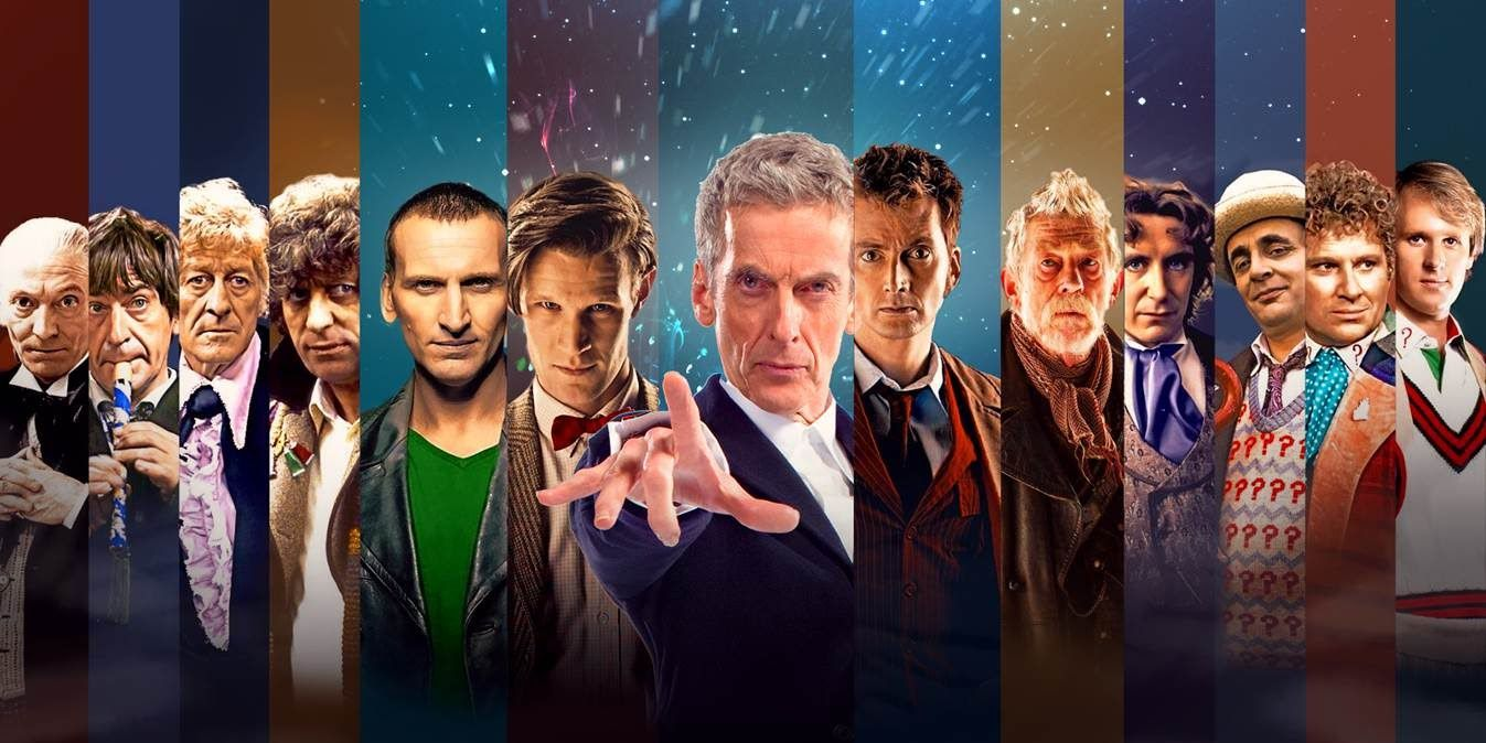 All 13 Doctors in 'Doctor Who'